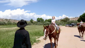 pony rides at dead horse ranch state park
